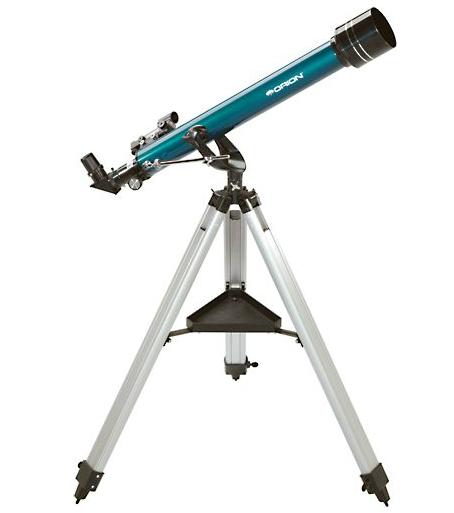 กล้องดูดาวหักเหแสง 60มม Orion Observer 60mm Altazimuth Refractor Telescope