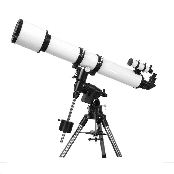 กล้องดูดาวหักเหแสง