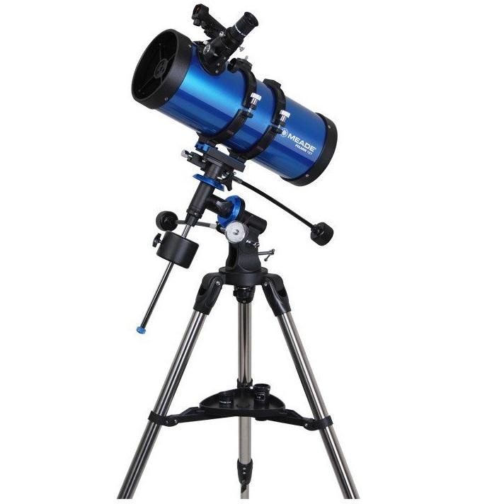 กล้องดูดาวสะท้อนแสงอิเควตอเรียล Meade Polaris™ 127mm German Equatorial Reflector