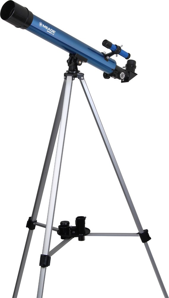 กล้องดูดาวหักเหแสงราคาถูก Meade Infinity™ 50mm Altazimuth Refractor กล้องดูดาวราคาถูก